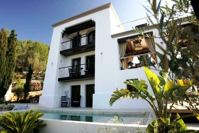 Amazing new property in the North of Ibiza