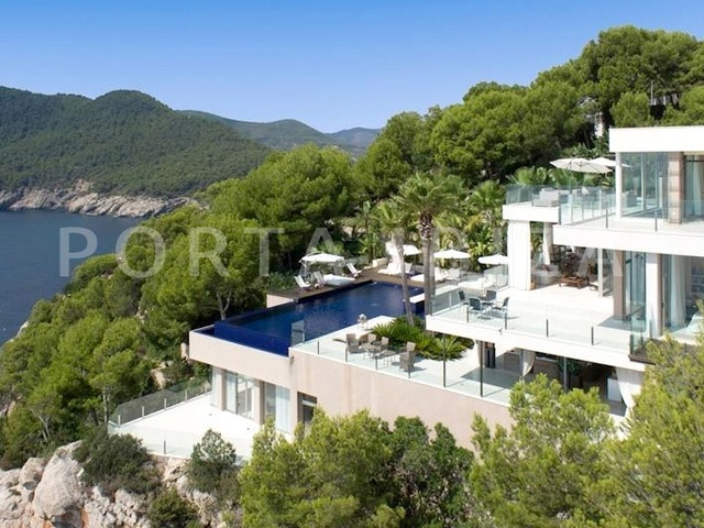 fantastic villa-ibiza-unique seaview