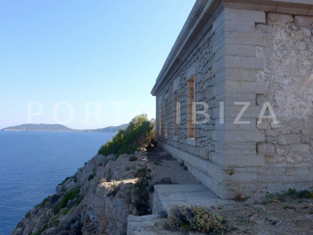 lighttower house-marvelous villa-ibiza-unique seaview