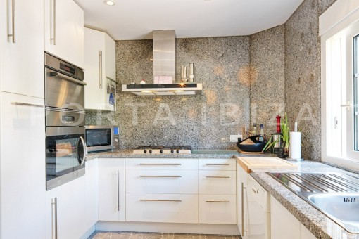 kitchen-nice house-Ibiza