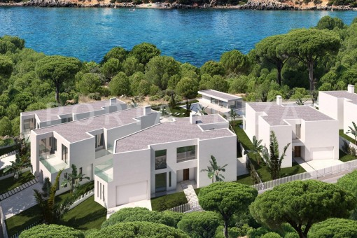 villa in Cala Leña for sale