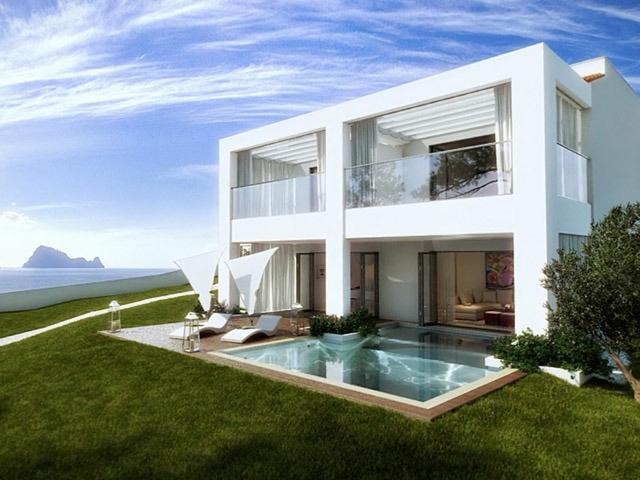 Villa in Cala Conta