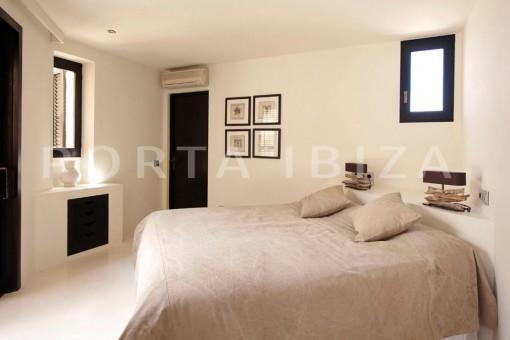 bedroom1-marvelous villa-calo d'en real-ibiza