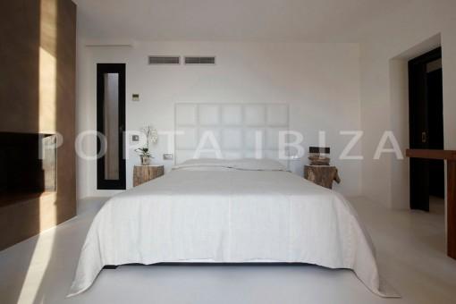 bedroom2-marvelous villa-calo d'en real-ibiza