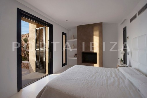 bedroom3-marvelous villa-calo d'en real-ibiza