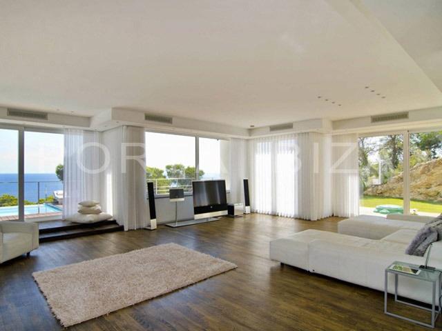 livingroom-modern villa-ibiza-marvelous seaview