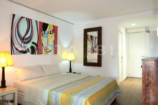 bedroom2-wonderful apartment- Botafoch