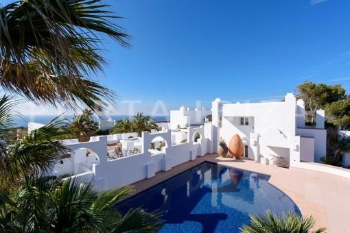 second pool area-unique property-fabulous views