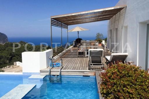 villa in Na Xamena for sale