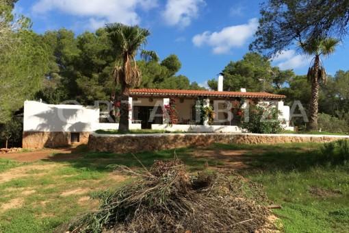 house in Cala Conta