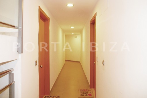 corridor-super well maintained apartment-fantastic sea and sunset view
