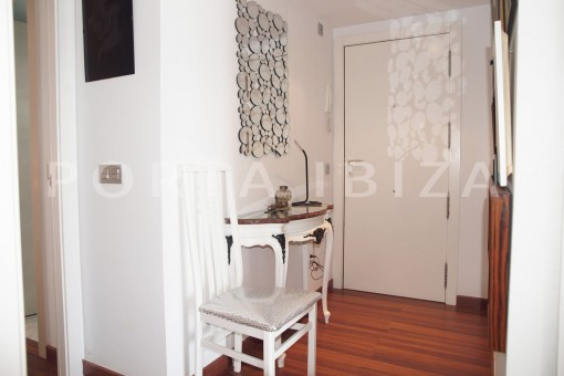 entrance area-well maintained apartment-fantastic sea and sunset view