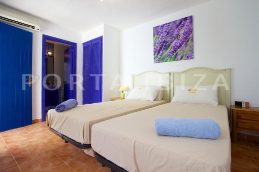 bedroom4-party and retreat house-close to ibiza