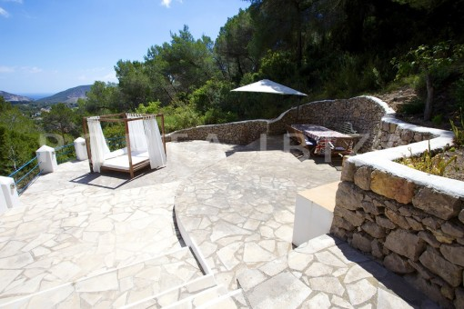 chillout area-party & retreat house-close to ibiza