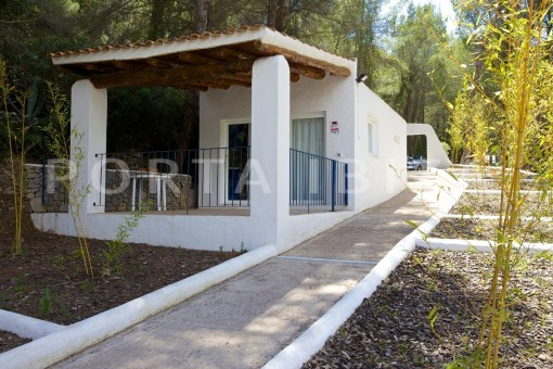 guest apartment-party and retreat house-close to ibiza