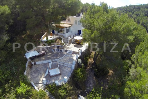 overview-party and retreat house-close to ibiza