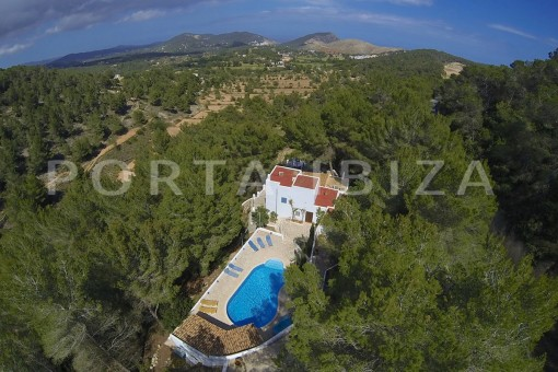 Party and retreat house close to Ibiza