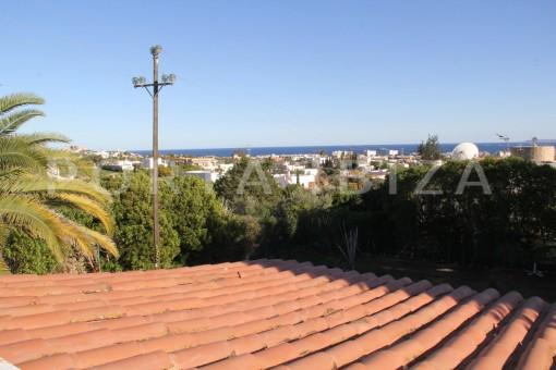 views-beautiful house at Sa Carroca