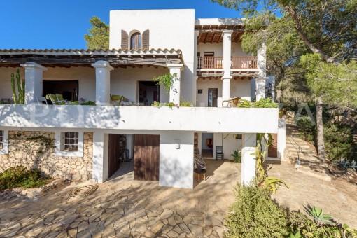 incredible villa-fabulous panoramic views-Es Vedra