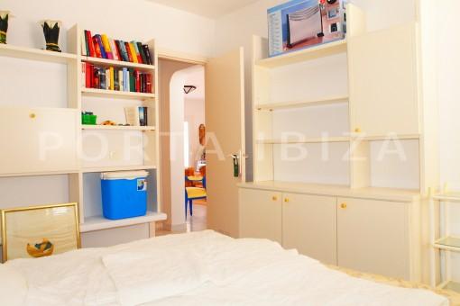 bedroom3-charming house-Cala Codolar-views to Es Vedra