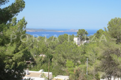 great sea view-wonderful house at Can Germa