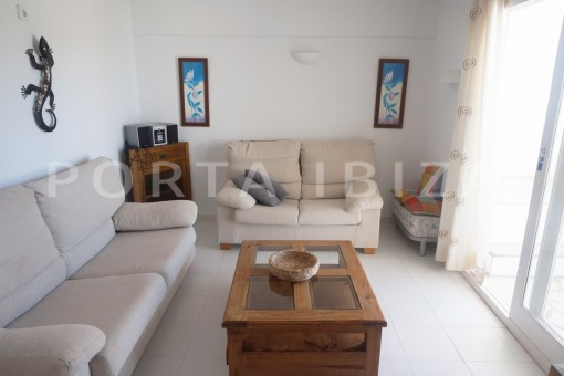 livingroom-charming apartment-beautiful view-Coralmar