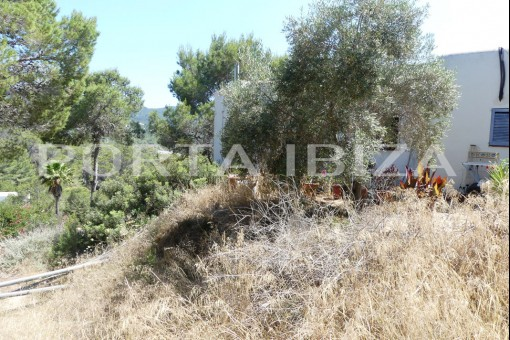 plot villa cala tarida
