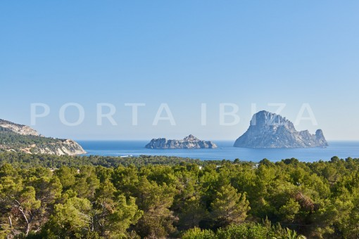 es vedra view apartment cala carbo