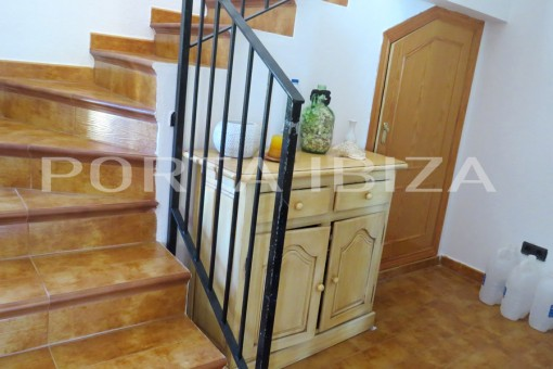 cala vadella stairs house