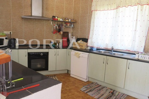kitchen cala vadella house