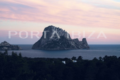 cala carbo es vedra view villa