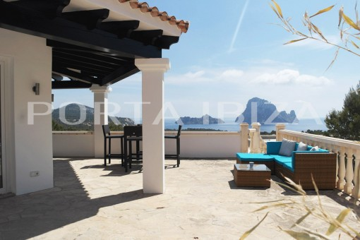 villa in Cala Carbó for sale