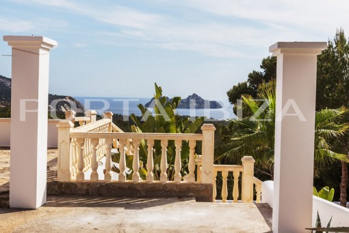 view villa es vedra