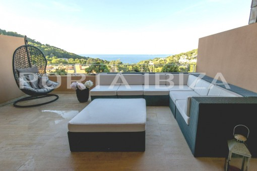 seaview cala carbo apartment