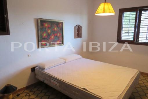 bedroom san augstin house