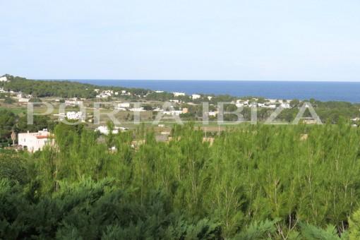 house view san augstin