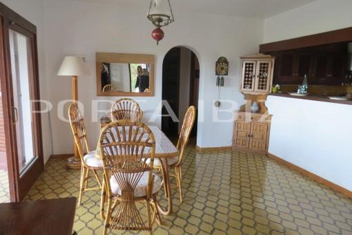 open kitchen house san augstin