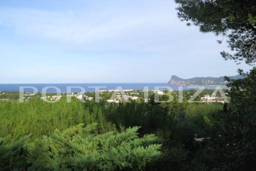 sea view san augstin house