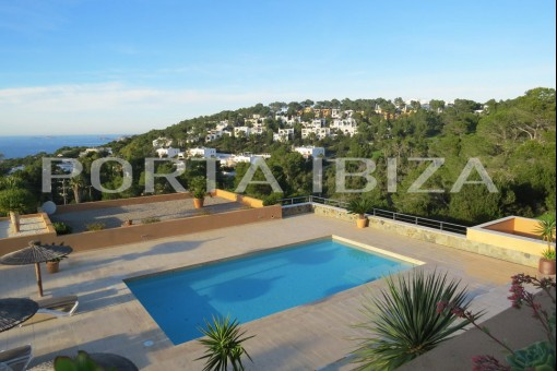 community pool cala carbo  apartment Kopie