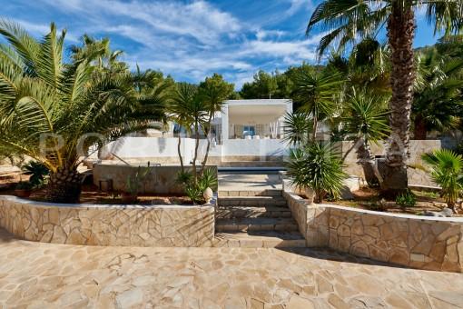 house in Cala Tarida