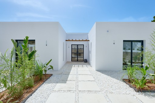 villa in San Agustín