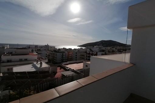 Splendid views