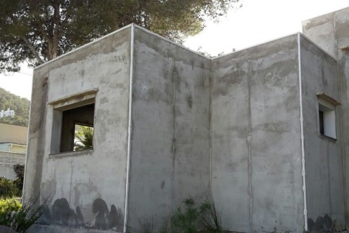 Alternative view of the property