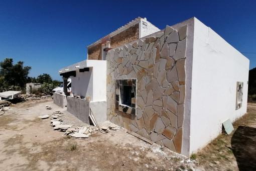 house in Es Pujols