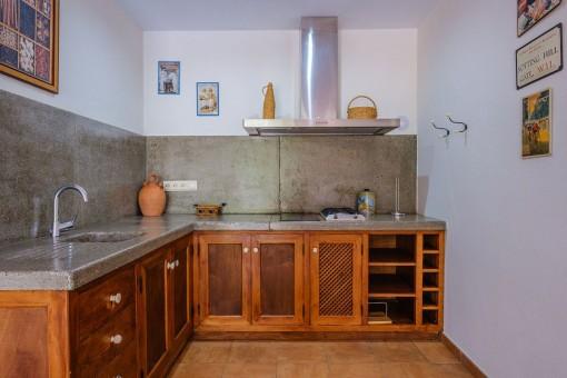 Sparate kitchen